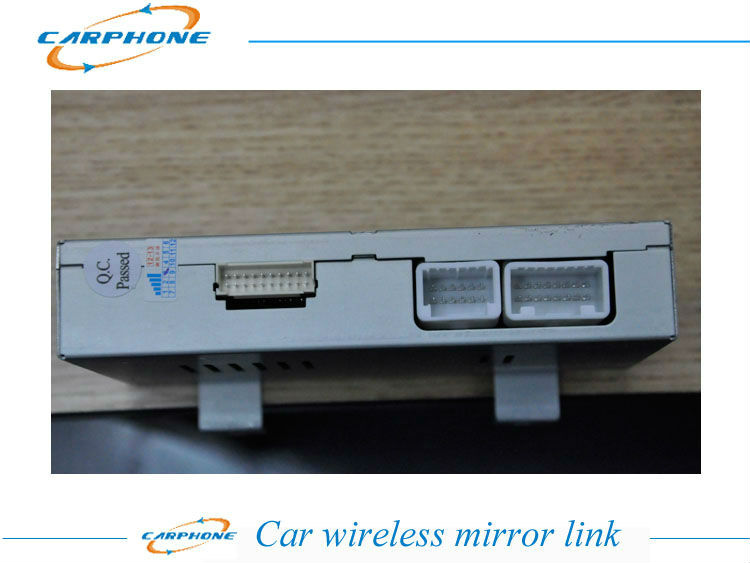 car video interface integrated built-in rear camera for car radio adapter