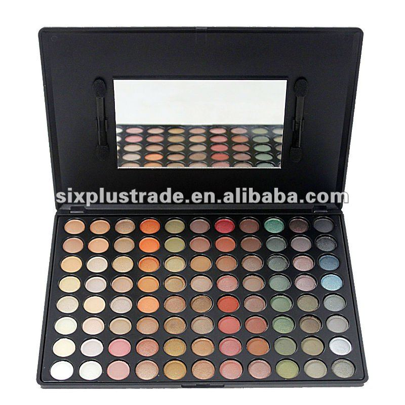 New pro 88 Piece Eye Shadow Make Up Mirage Palette 88MI