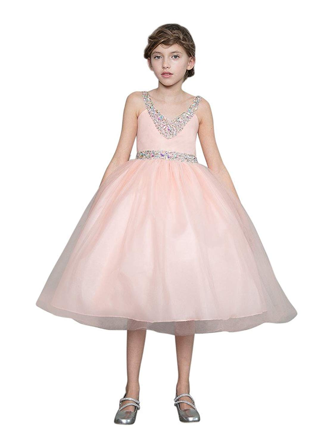 Cheap Flower Girl Dress Blush Find Flower Girl Dress Blush Deals On
