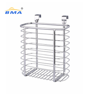 2015 Multipurpose stainless steel kitchen wall rack for putting vegetable/cooking utensil