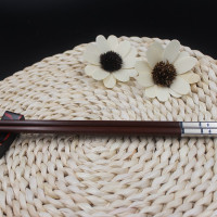 eco-friendly wholesale natural japanese style chopsticks gift
