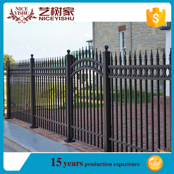 Cheap Garden Fence Panels Prices,outdoor Fence Temporary Fence, Security Aluminum  Fence/SMALL