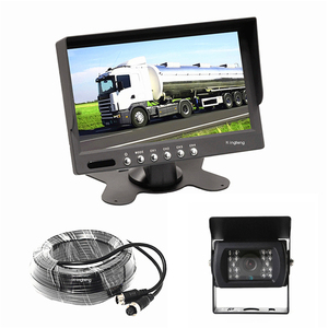7 Stand Alone Monitor Bus LED Reversing Camera System For Public Buses,Passenger Buses,Double Deck Buses