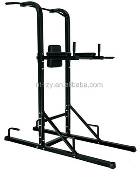 Hot Sale Pull Up Bar Push Up Station And Fitness Power Tower With Dip  Station - Buy High Quality Pull Up Bar,Push Up Station,Power Tower Product  on