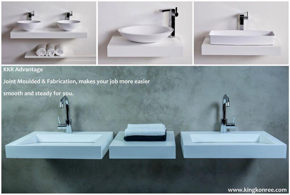 Kkr Unique Industrial Wash Basins/ Vanity Wash Hand Basin/ Large ...