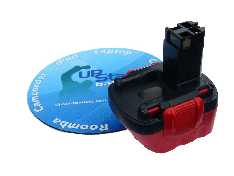 Bosch 12V Battery Replacement - Compatible with Bosch 32612, BAT045, BAT120, BAT043, 22612, 23612, 2 607 335 273, Exact 12, Exact 8, PSR 12VE-2, GSB 12 VE-2, GSR 12 VE-2, GSR 12-1, PSB 12 VE-2, PSR 12, BAT046, BAT049, BAT139 (1300mAh, NICD)