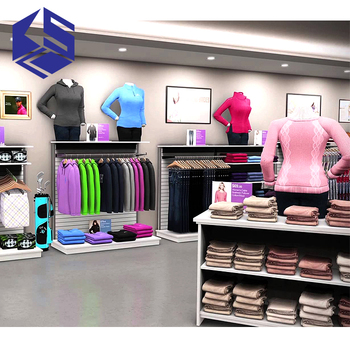 New Ideas Clothes Shop Decoration Modern Shop Counter Design For Garment  Store - Buy Clothing Rack,Clothing Shop Interior Design,Garment Rack  Product ...