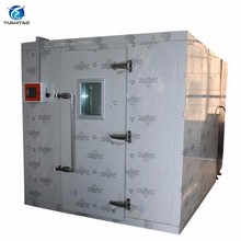 Superior quality walk in temperature humidity cycling chamber