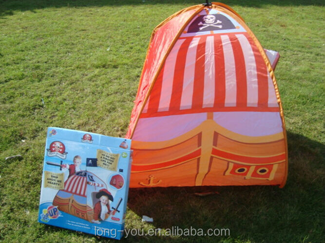 Kids children play pirate tent Pop up pirate tent & Kids Children Play Pirate Tent Pop Up Pirate Tent - Buy Pirate ...