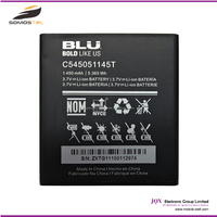 [Somostel] Gb/t 18287-2013 mobile phone battery for blu batterie 1450mah