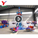 Amusement Equipment Children Attractions Selfcontrol Flying Plane Ride For Sale