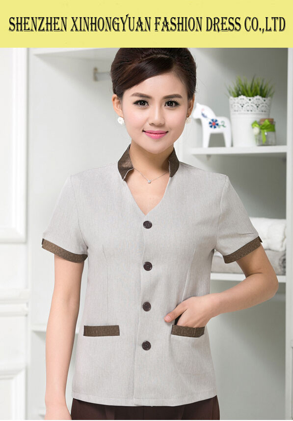 Moda spa masaje uniforme uniforme proveedor ropa de for Spa uniform indonesia