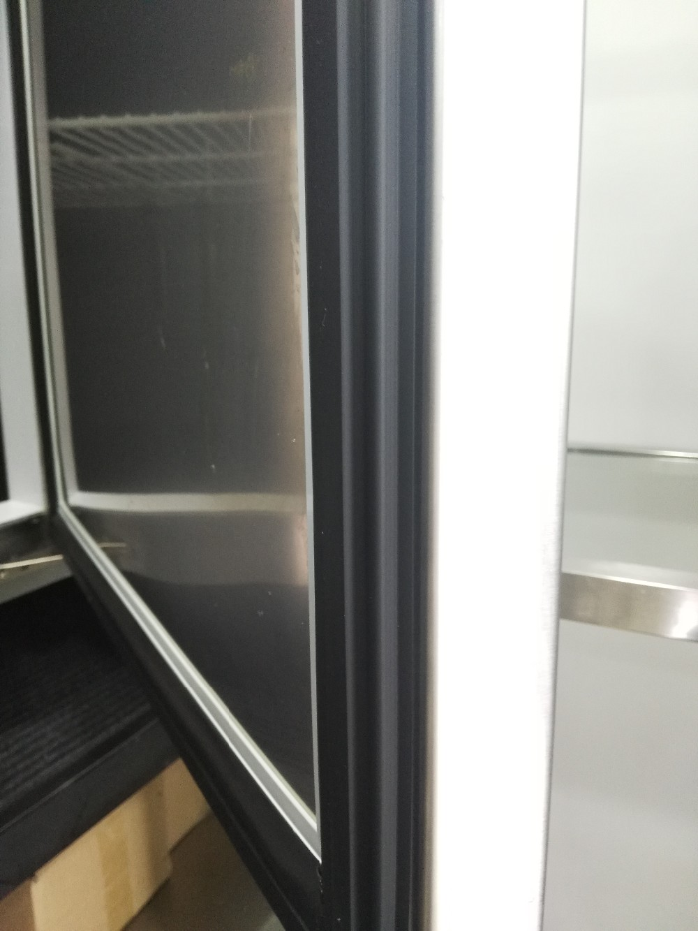 6 Portas Freezer Comercial Cozinha Industrial Chiller Com 1500l