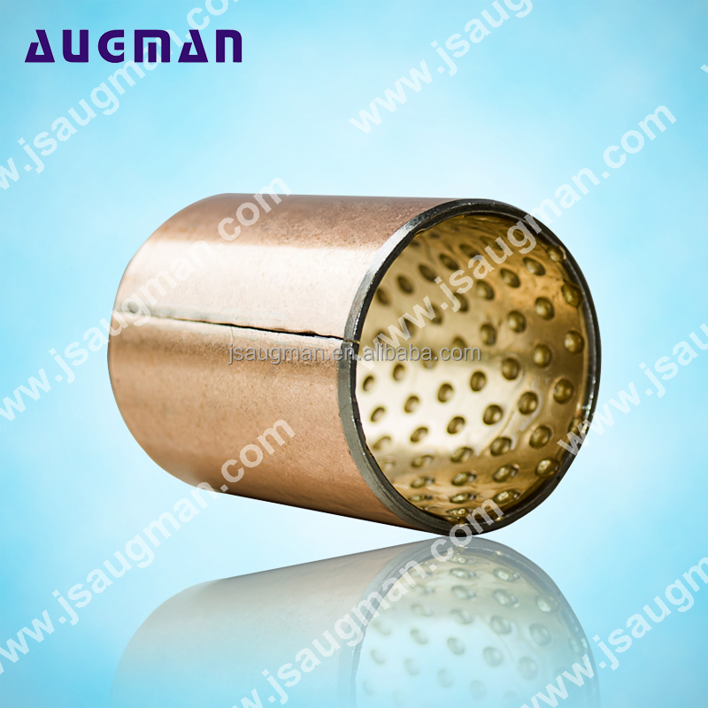 Bimetal bearing copper strip, bronze bushing suitable to work under the high load conditions