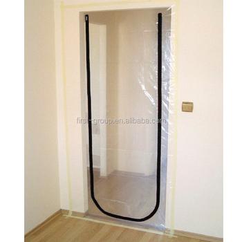 Dust barrier Door I L U type/ High Quality Zipper Door Kits  sc 1 st  Alibaba & Dust Barrier Door I L U Type/ High Quality Zipper Door Kits - Buy ...