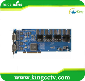 Dahua hotselling CCTV 16ch Video capture cards VEC1604FB