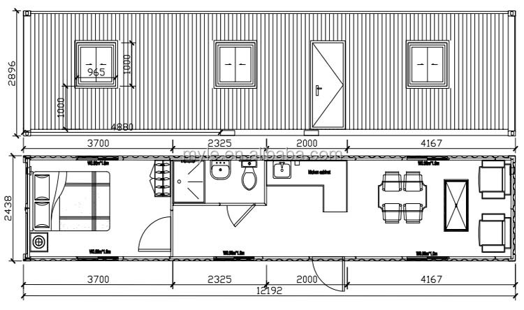 40ft Shipping Container Homes Modified, View Shipping Container ... 40ft  Shipping Container Homes Modified View Shipping Container . 40 Foot  Container Home ...