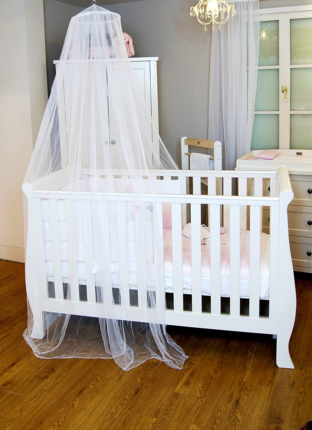 - Buy White Baby Canopy / Mosquito Net For Cot In Cheap Price On
