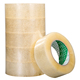 Strong adhesive hot melt bopp packaging tape