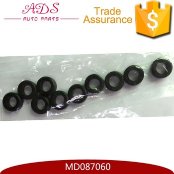 Wholesale Rubber Fuel Injector Seal O-ring Set For Pajero Oem:md087060 -  Buy Md087060,Fuel Injector Seal O-ring Set For Pajero L200,Wholesale Rubber