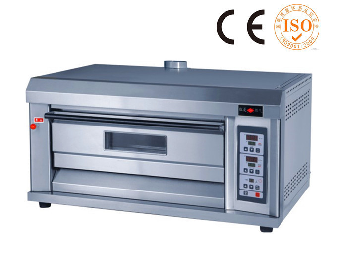The Baking Equipment Double Deck Gas Oven For Cupcakes