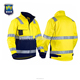 Mens Hot Sale Cheap Workwear Uniform Jacket Safety Reflective Jacket for Worker