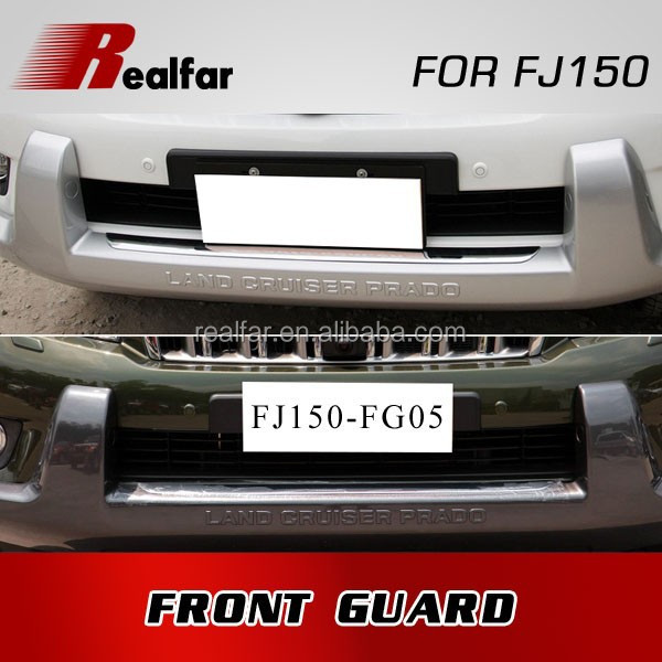 TOYOTA PRADO FRONT BUMPER FOR PRADO 150 NEW HIGH QUALITY!