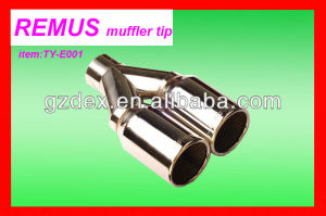 Exhaust Tip Stainless Steel muffler auto