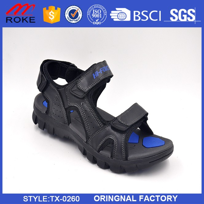 2017 Newest Fashionable Style Mens Sandal EVA Beach Sandals