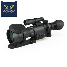 Military Army Sniper Hunting MAK410 night vision riflescope Combat Airsoft Gun Shooting Infrared 5X Night Vision Rifle Scope