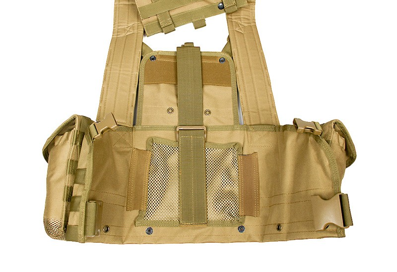 Durable Nylon High Quality Combat Tactical Vest Multi-Function safety reflection Vest