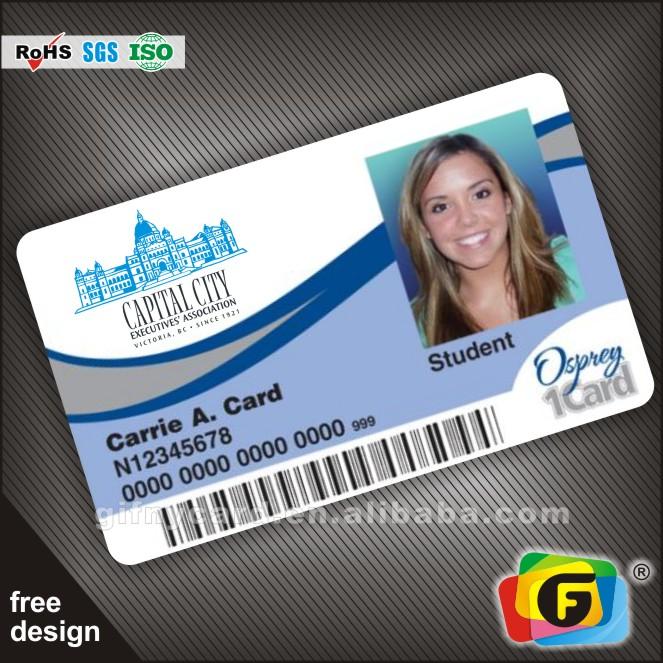 Photo com Plastic Id - Card photo Product Card Card Pvc pvc Quality Alibaba On Buy High