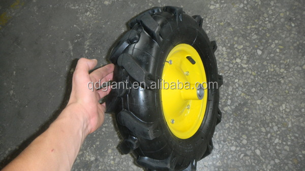Large capacity mini tiller tyre 4.00-8