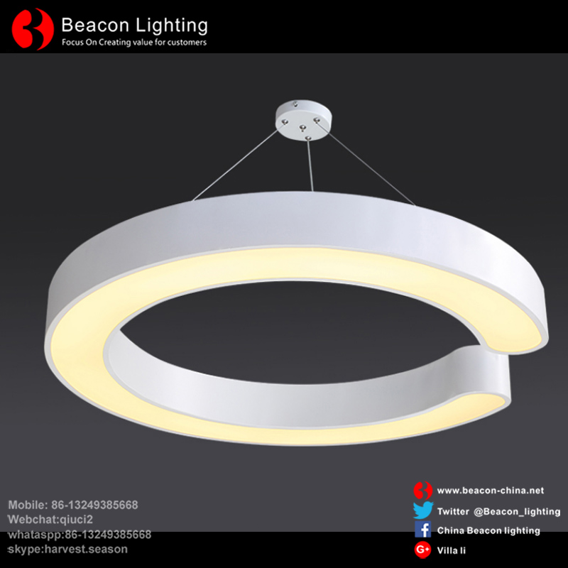 Customize Design pendant ceiling lamp for hotel project