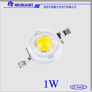 cree 1w white led