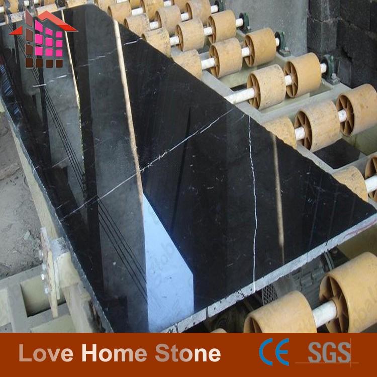 2 thick nero marquina black marble slab black stone buy for 2 thick granite