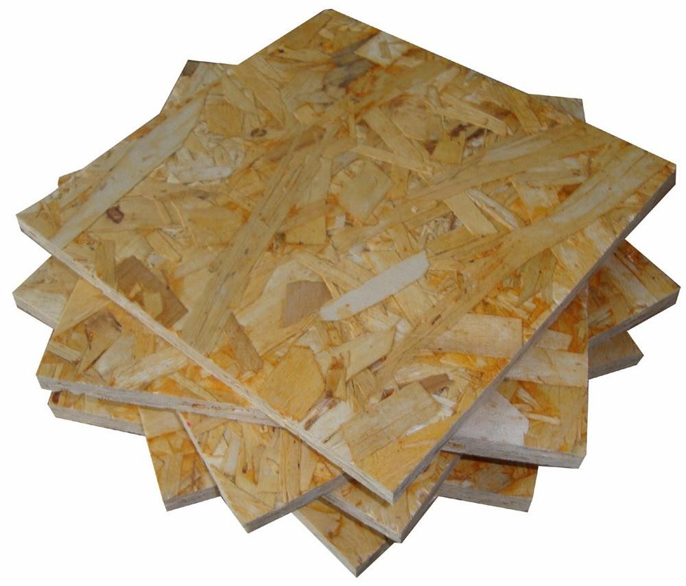 1220 2440mm Cheap Prices Moistureproof Osb For Roof