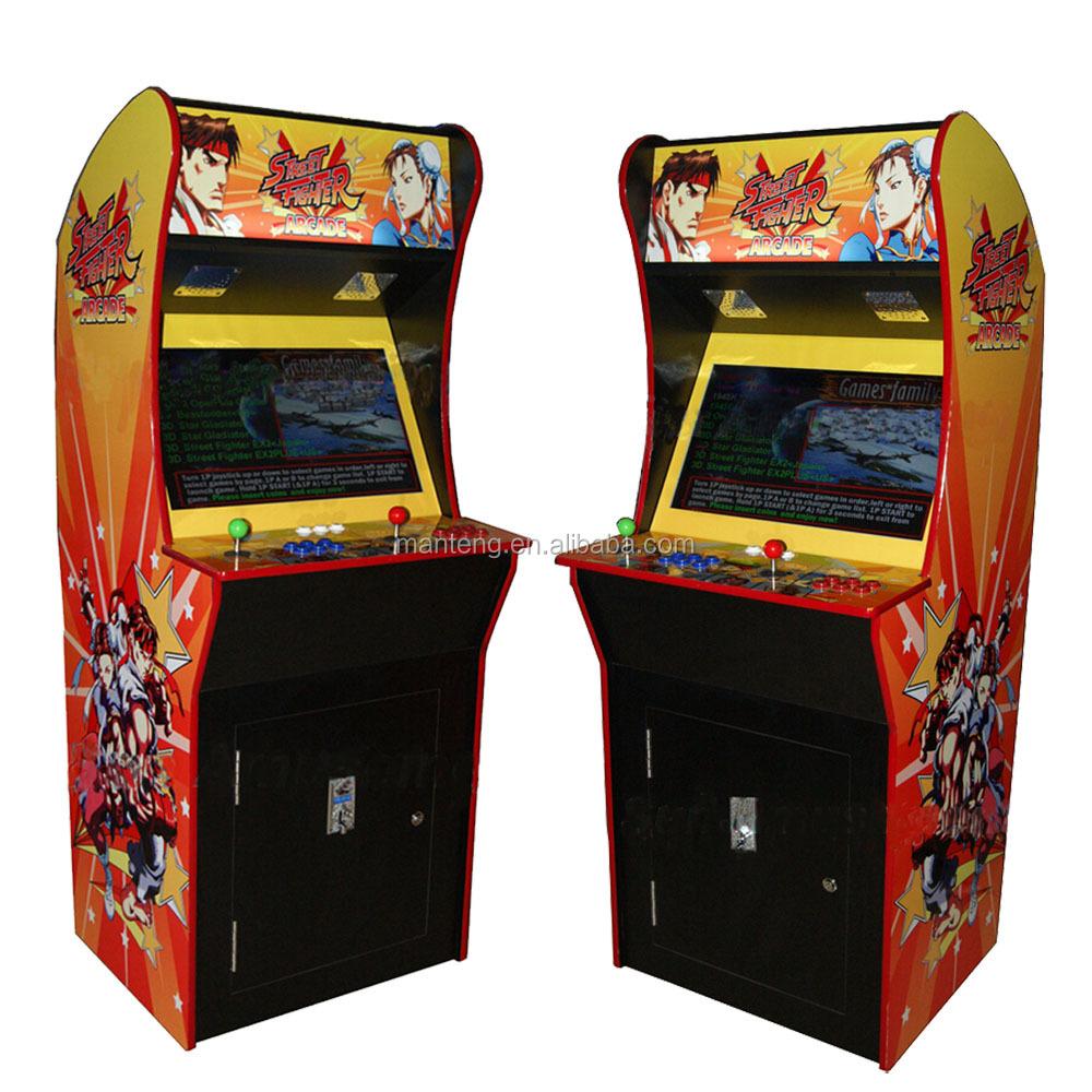 Game Mania - Multi Game Upright Arcade Machine - Buy Game Mania ...