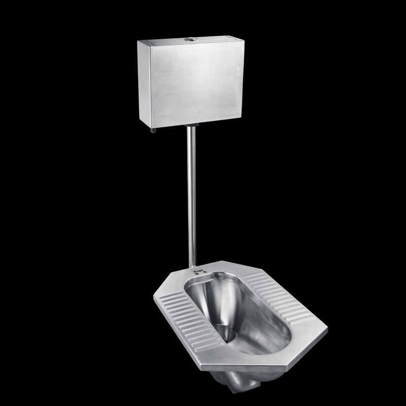sanitary ware stainless steel indian style wc commercial power flush toilet - Power Flush Toilet