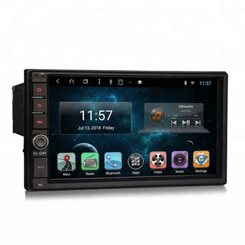 Erisin ES8270U 1 Din Android Car DVD/1 din 7 Inch Car DVD Player/1 Din Car DVD Player with Touch Screen