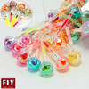 Glow Light Stick Lollipops Confectionery Ball Shaped Lollies