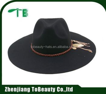 Mountain Man Wool Felt Fedora Hat Blank Wholesale - Buy Mountain ... d237ffe862f