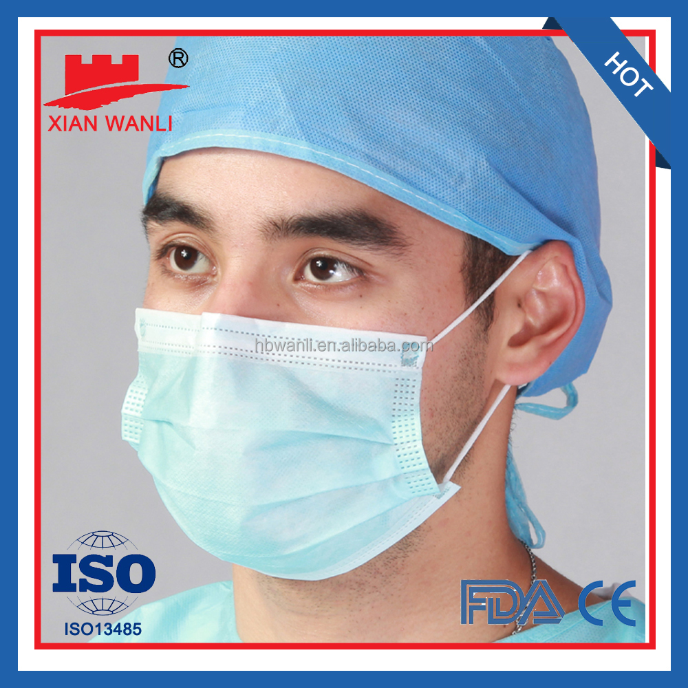 (hot sale)1-3ply dental face mask(NELSON,ISO13485,FDA,CE)
