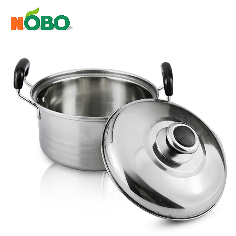 Cheap price 10 pcs stainless steel cookware set