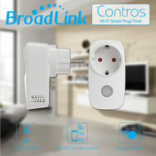 Broadlink Contros EU Plug,SP3 SPCC,SP MINI 3500W 16A + Time Wireless WiFi Remote Control Switch for IOS Android,Smart Home