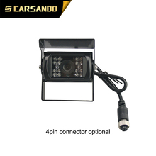 DC12v Sharp CCD chips bluetooth backup camera for parking security