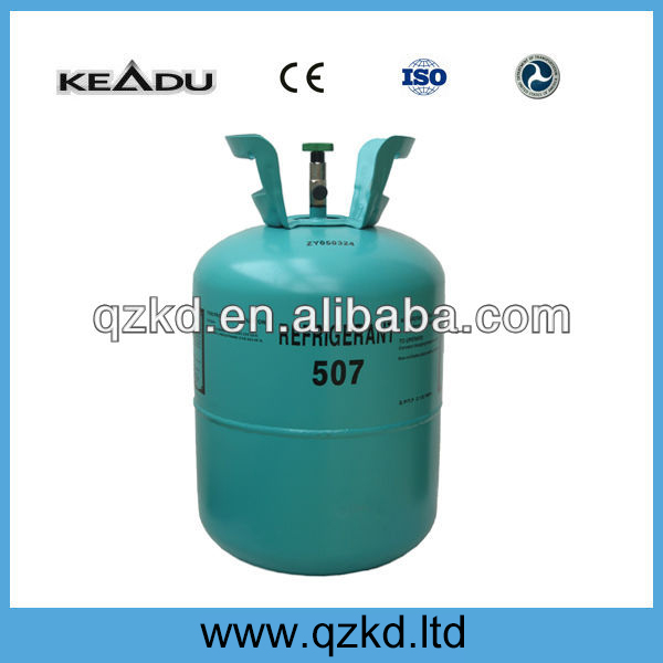 Very high quality and high efficiency refrigerant R507
