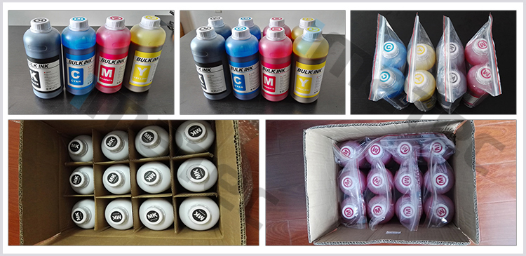 Alibaba China One Liter Pigment Based Art Paper Inkjet Ink For Epson Plotter Printer