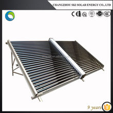 solar water heater engineering project