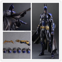 "Play arts kai Batman: Arkham Knight batman limite edition 10""Toy action figure"